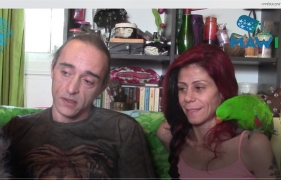 Lee & Ariel – How Medical Cannabis helps to live a happy life?