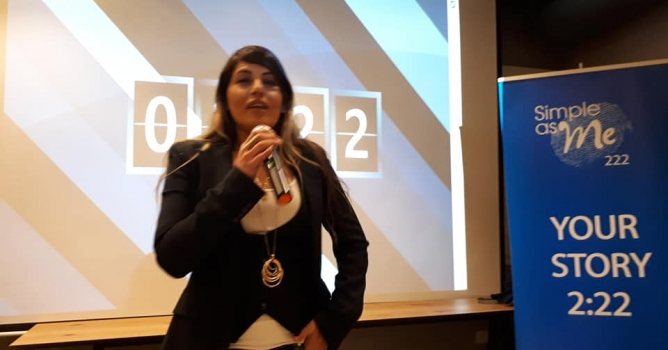 Meirav Max Ha'cohen – Follow your 2:22 inspiration