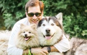 Ari Gottesman & Kimyak and Marwick – Dog Stories