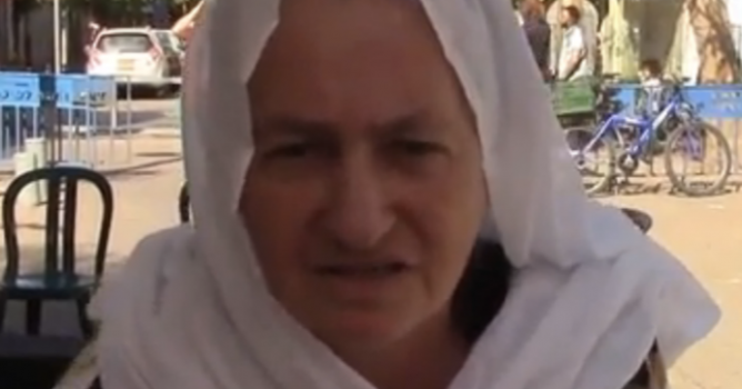 Aliyah –  I Druze woman and I have own business